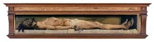 32.4 x 202.1 cm; Öl auf Lindenholz; Inv. 318