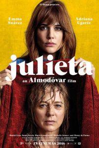 Zie: De rode handdoek en de jonge en de wat oudere Julieta