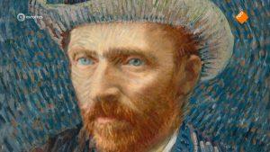 Het gereconstrueerde gezicht van Vincent van Gogh