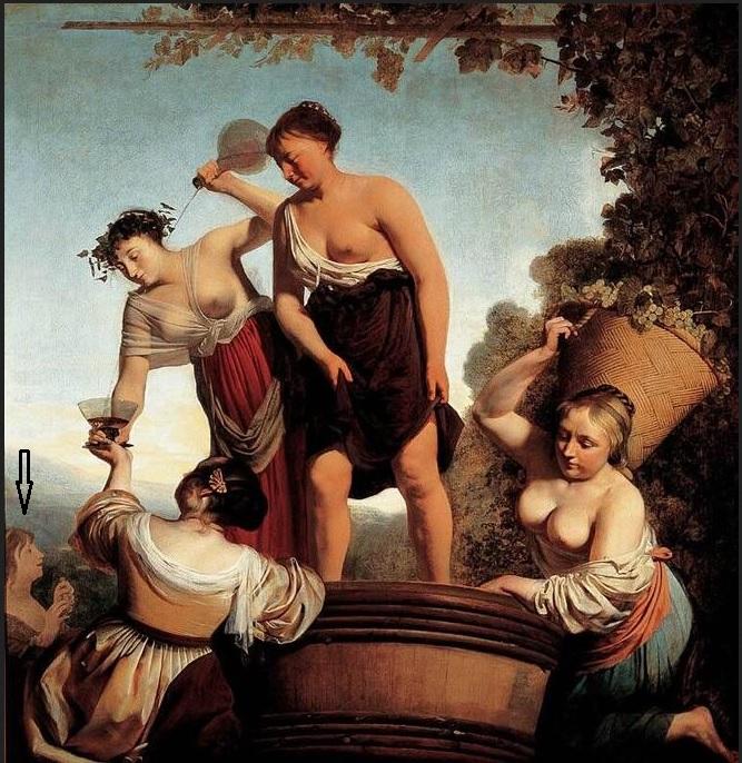 schilderijen stevige vrouwen